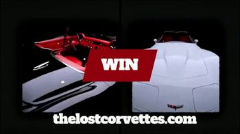 Corvette Heroes The Lost Corvettes Giveaway TV Spot, '20 Winners' - Thumbnail 4