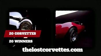 Corvette Heroes The Lost Corvettes Giveaway TV Spot, '20 Winners' - Thumbnail 6
