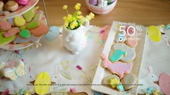 Kohl's TV Spot, 'Easter Is in the Air: 50% off Home Décor' Song by Oh, Hush!