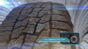Falken Wildpeak A/T Trail Tire TV Spot, 'Built to Take You Anywhere' - Thumbnail 3