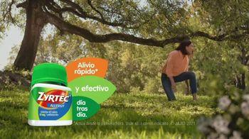 Zyrtec Allergy TV Spot, 'Una hora' [Spanish] - Thumbnail 5