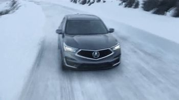 Acura TV Spot, 'Super Handling All-Wheel Drive' [T2] - 79 commercial airings