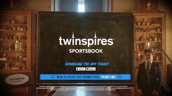Twinspires Sportsbook TV Spot, 'Prime Time Play' Featuring Brett Favre - Thumbnail 9