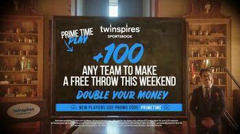 Twinspires Sportsbook TV Spot, 'Prime Time Play' Featuring Brett Favre - Thumbnail 3