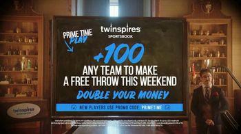 Twinspires Sportsbook TV Spot, 'Prime Time Play' Featuring Brett Favre - Thumbnail 4