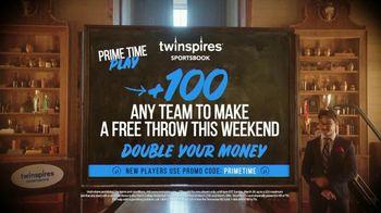 Twinspires Sportsbook TV Spot, 'Prime Time Play' Featuring Brett Favre - Thumbnail 7