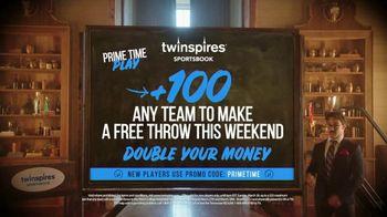 Twinspires Sportsbook TV Spot, 'Prime Time Play' Featuring Brett Favre - Thumbnail 8