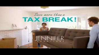 Jennifer Furniture TV Spot, 'Save More Than a Tax Break' - Thumbnail 1