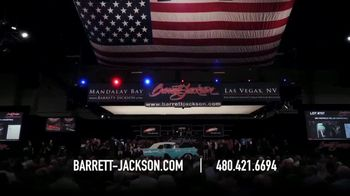 Barrett-Jackson TV Spot, '2021 Las Vegas: Convention Center West Hall'