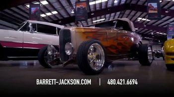 Barrett-Jackson TV Spot, '2021 Houston: NRG Center'