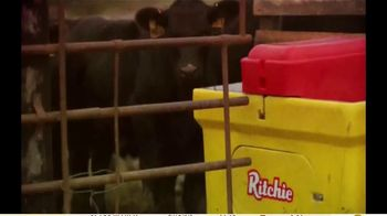 Ritchie Industries Automatic Waterers TV Spot, 'Celebrating 100 Years of Ritchie'