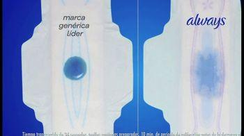 Always Ultra Thin TV Spot, '¡Ay, Gush mío!' [Spanish] - Thumbnail 5