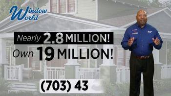 Window World TV Spot, 'Replacement Windows for $279: 19 Million Windows' - Thumbnail 3