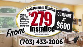 Window World TV Spot, 'Replacement Windows for $279: 19 Million Windows' - Thumbnail 4