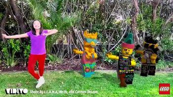 LEGO VIDIYO TV Spot, 'Kids' Choice Awards: Dance' Featuring Ne-Yo - Thumbnail 7