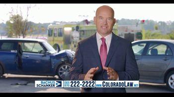 Law Offices of Bachus & Schanker TV Spot, 'Car Crash: Text' - Thumbnail 7