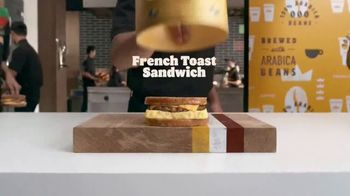 Burger King French Toast Sandwiches TV Spot, 'Made for a King' - Thumbnail 4