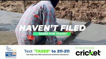 United Way TV Spot, 'File Now'