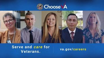 U.S. Department of Veterans Affairs TV Spot, 'Service, Careers, and Help' - Thumbnail 5
