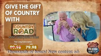 Country Road TV TV Spot, 'Gift of Country: $20 Off'