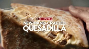Chipotle Mexican Grill Quesadilla TV Spot, 'A Whole New Way to Order' - Thumbnail 1