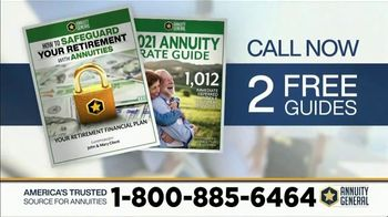 Annuity General TV Spot, 'Safeguard Your Retirement' - Thumbnail 9