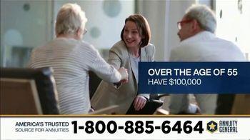 Annuity General TV Spot, 'Safeguard Your Retirement' - Thumbnail 2