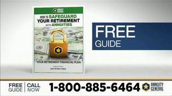 Annuity General TV Spot, 'Safeguard Your Retirement' - Thumbnail 3