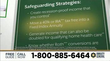 Annuity General TV Spot, 'Safeguard Your Retirement' - Thumbnail 4