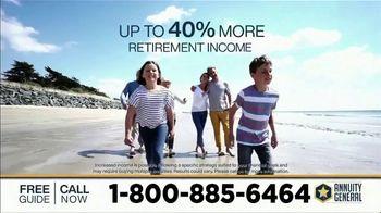Annuity General TV Spot, 'Safeguard Your Retirement' - Thumbnail 6