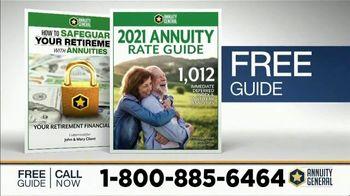 Annuity General TV Spot, 'Safeguard Your Retirement' - Thumbnail 7
