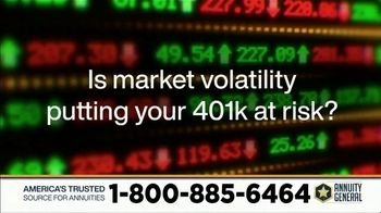 Annuity General TV Spot, 'Safeguard Your Retirement'