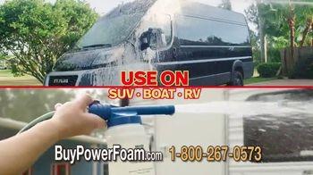 Motor Up Power Foam TV Spot, 'Lifts Away Dirt in Seconds' Featuring Jon Florell