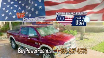 Motor Up Power Foam TV Spot, 'Lifts Away Dirt in Seconds' Featuring Jon Florell - Thumbnail 8