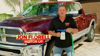 Motor Up Power Foam TV Spot, 'Lifts Away Dirt in Seconds' Featuring Jon Florell - Thumbnail 1