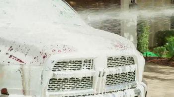 Motor Up Power Foam TV Spot, 'Lifts Away Dirt in Seconds' Featuring Jon Florell - Thumbnail 2