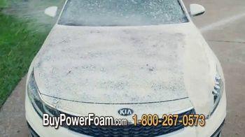 Motor Up Power Foam TV Spot, 'Lifts Away Dirt in Seconds' Featuring Jon Florell - Thumbnail 4