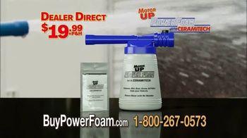 Motor Up Power Foam TV Spot, 'Lifts Away Dirt in Seconds' Featuring Jon Florell - Thumbnail 7