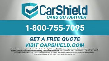 CarShield TV Spot, 'Cars Break Down: Essential Workers' - Thumbnail 9