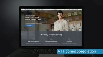 AT&T Wireless TV Spot, 'Stellar Music of Hope: Salute Essential Workers' - Thumbnail 5