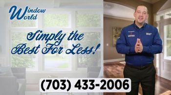 Window World TV Spot, 'Replacement Windows: $279' - Thumbnail 5
