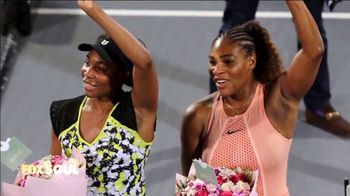 FOX Soul TV Spot, 'Althea Gibson and Williams Sisters' - 1 commercial airings
