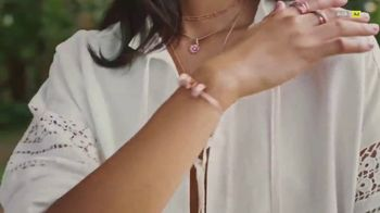 Pandora TV Spot, 'Step Into Spring With Nature-Inspired Charms' Song by Mina - Thumbnail 6