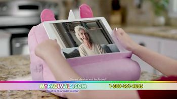 MyPadimals TV Spot, 'Great for Work or Play' - Thumbnail 4