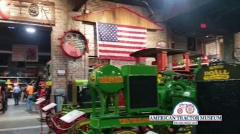American Tractor Museum TV Spot, 'Gone Farmin': The Place to Go' - Thumbnail 5