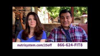 Nutrisystem Partner Plan TV Spot, 'Team Up: $25 Off'