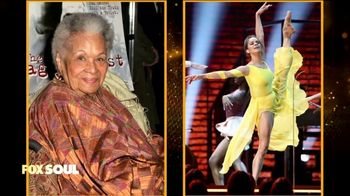 FOX Soul TV Spot, 'Katherine Dunham and Misty Copeland' - 7 commercial airings