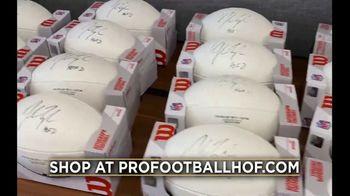 Pro Football Hall of Fame TV Spot, 'Class of 2021: Shop Gear' - Thumbnail 5