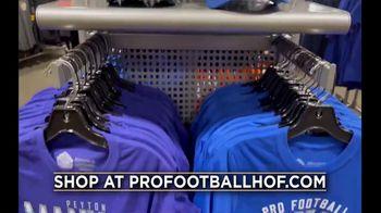 Pro Football Hall of Fame TV Spot, 'Class of 2021: Shop Gear' - Thumbnail 6