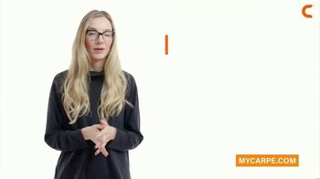 Carpe Sweat Solutions TV Spot, 'Stop The Sweat Today!' - Thumbnail 1